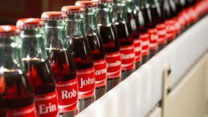 Share a Coke social media campaign