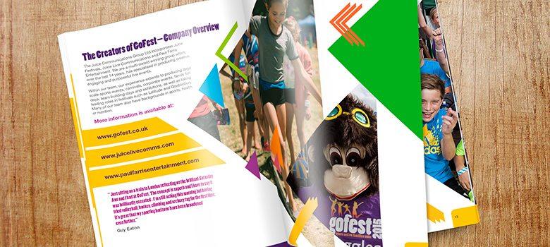GoFest Brochure