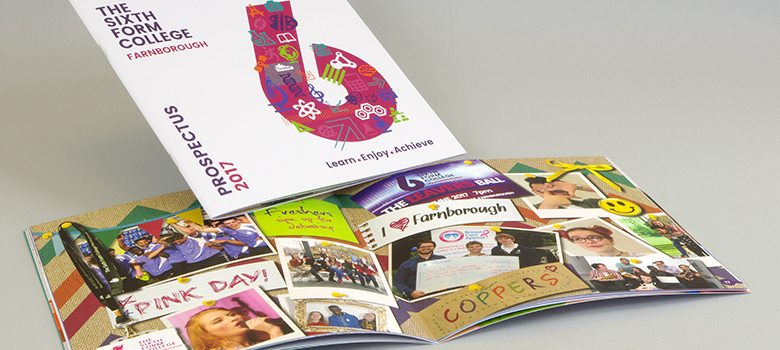 Farnborough Sixth Form Brochure