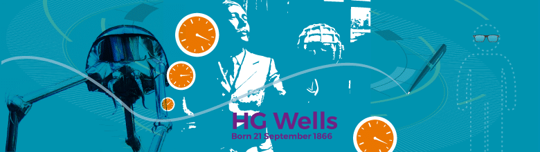 Happy Birthday, HG Wells