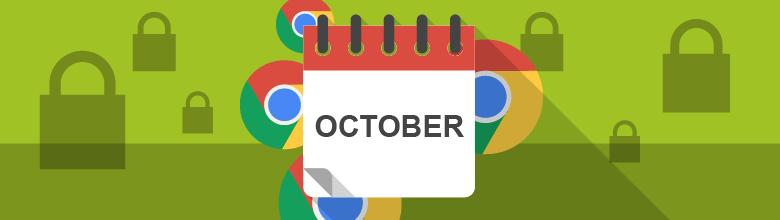 October deadline for SSL certs on Google's Chromium browser- SSL your website