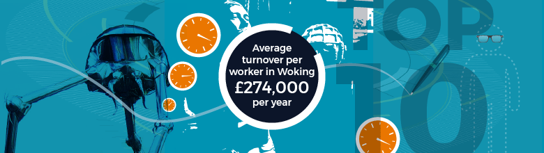Woking works for SMEs