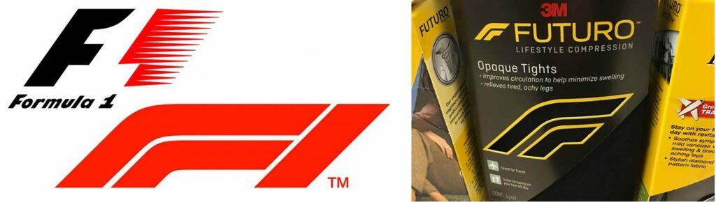 The new F1 logo