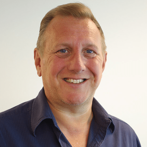 """Brian Woodcock, Managing Director, Clever Marketing - """"Digital Marketing Agency of the Year in Hampshire 2021"""""""