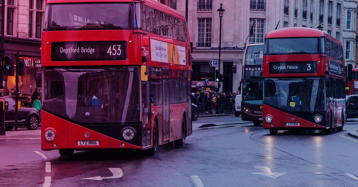 Buses - Google updates June 2021.